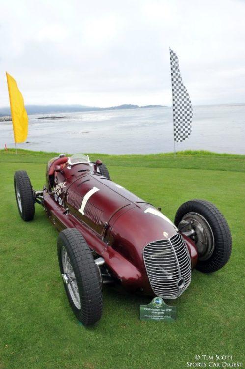 1938 Maserati Tipo 8CTF Monoposto 'Boyle Special'
