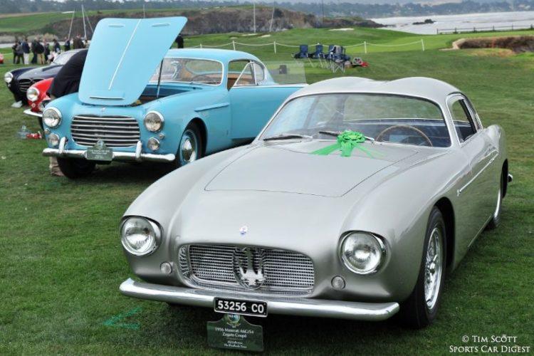 1956 Maserati A6G/54 Zagato Coupe