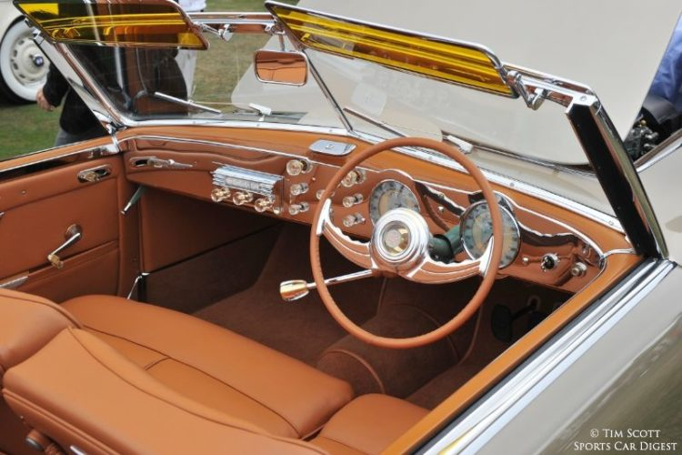 1946 Alfa Romeo 6C 2500 S Pinin Farina Cabriolet Special