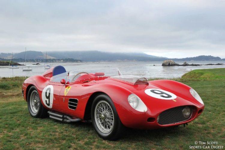 1959 Ferrari 250 TR59/60 Fantuzzi Spider 0770TR