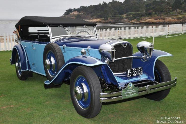 1931 Ruxton C Baker-Raulang Roadster