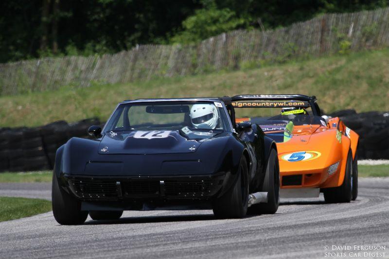Dave Edelstein, 69 Corvette