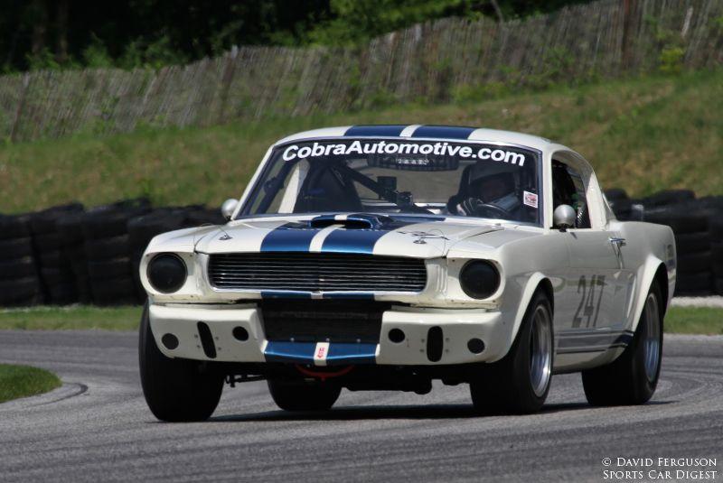 Claude Malette, 66 Shelby GT350