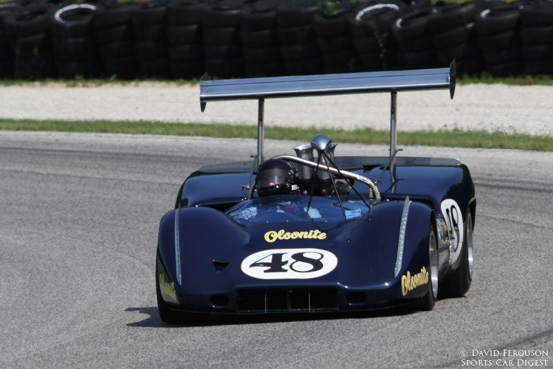 Andy Boone, 68 McLaren M6B/McLeagle