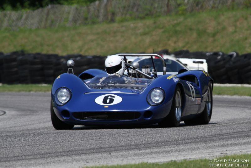 Dan Cowdrey, 66 Lola T70 Mk ll