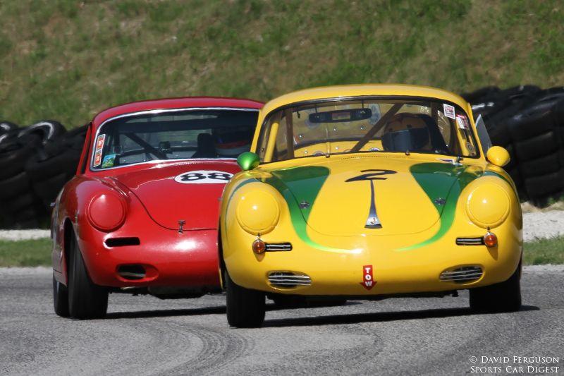 Lane Mally, 65 Porsche 356