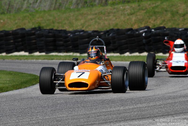Bruce Hamilton, 70 Brabham BT36