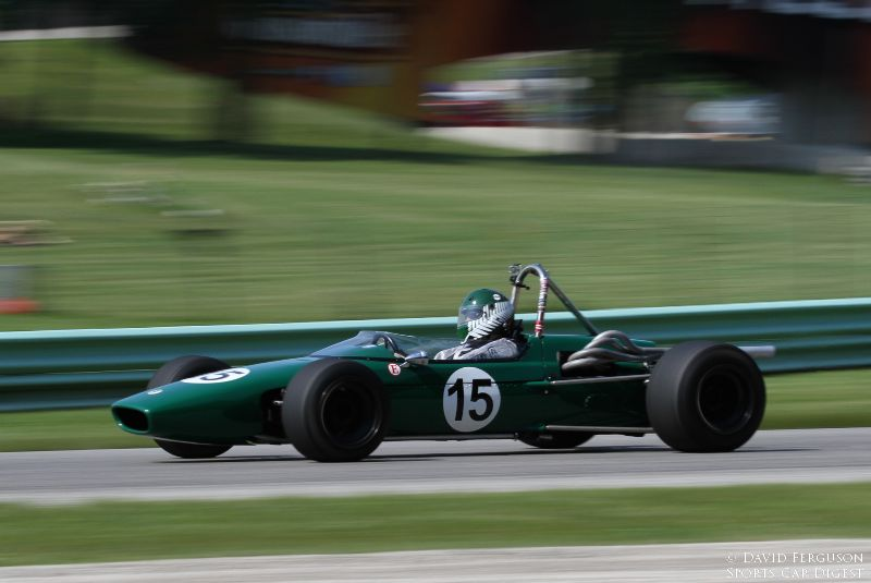 John Tulloch, 67 McLaren M4B