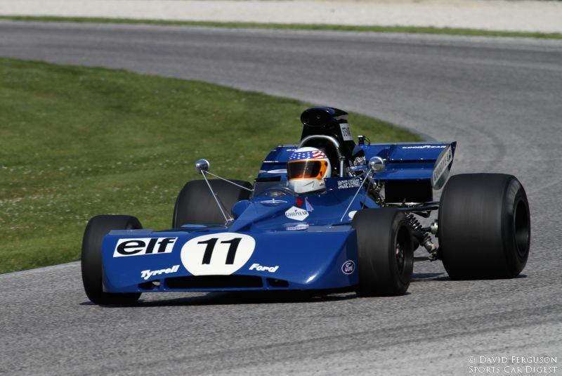 John Delane, 71 Tyrrell 002
