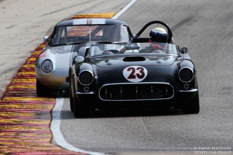 Todd Stuckart, 56 Corvette