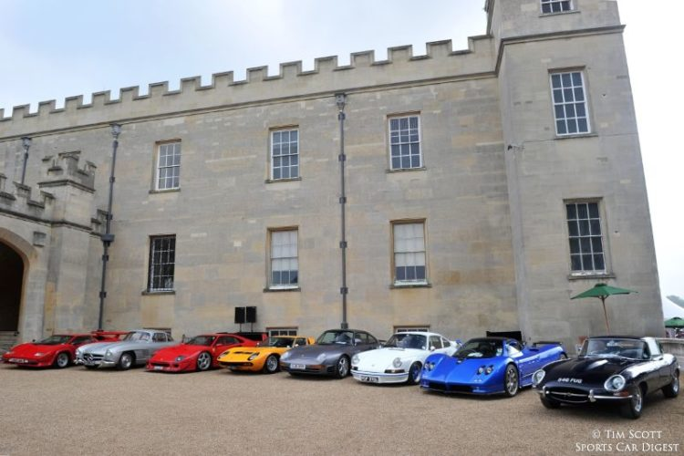 Impressive line-up set against Syon Park