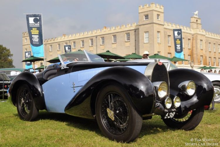 1933 Bugatti Type 51A/38 A