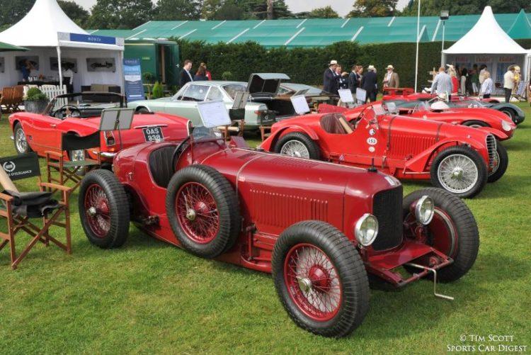 1926 Maserati Type 26
