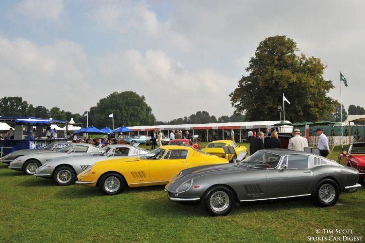 50 years of the Ferrari 275 Class