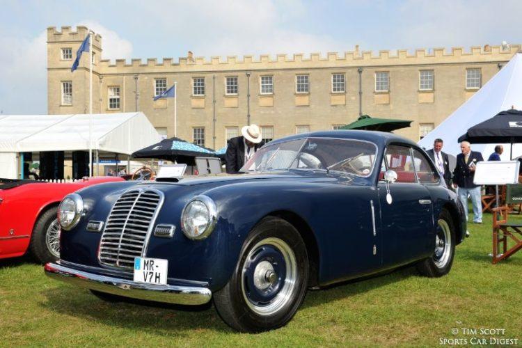 1950 Maserati A6 1500