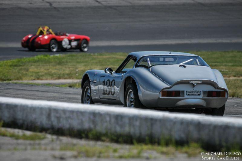 1967 Marcos GT- Richard Brown.
