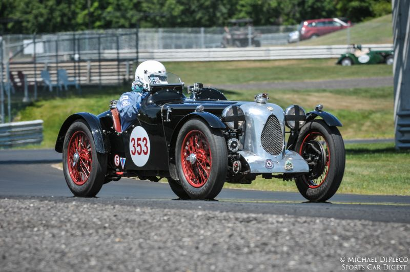 MG-P Lister Special- James Urban.