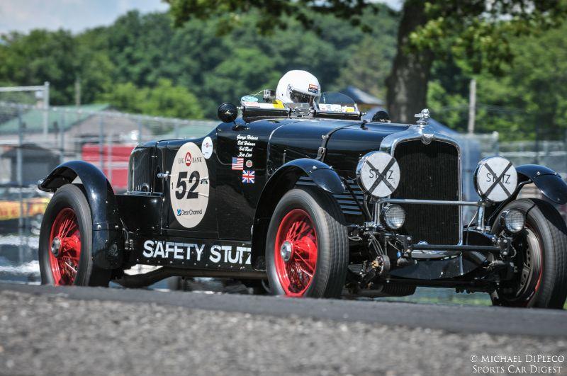 Stutz Safty Car.