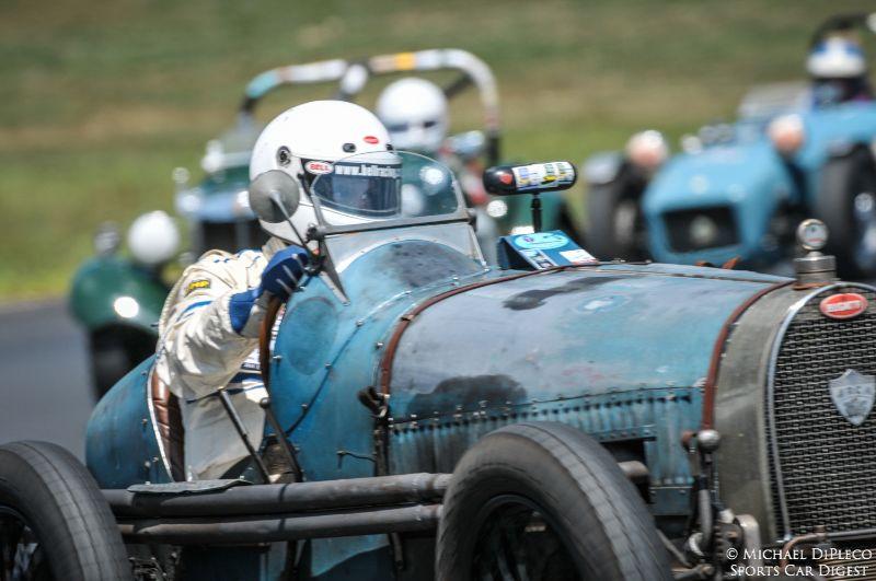 Sandy Leigh- Bugatti Special.