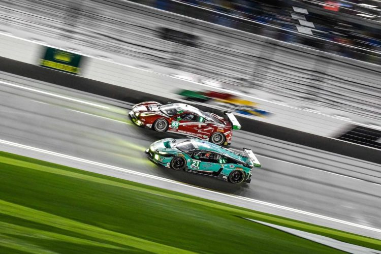 Ferrari 488 GTE (photo: Ferrari)