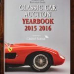 Classic Car Auction Yearbook 2015-2016 – Book Review
