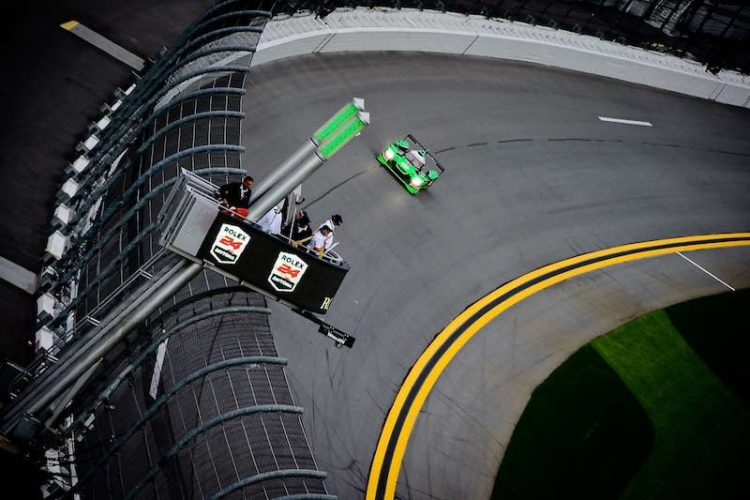 Nissan engine customer team ESM showed impressive pace in its debut at the Rolex 24 at Daytona, with the team scoring fourth and seventh place finishes in the opening round of the IMSA WeatherTech SportsCar Championship.
