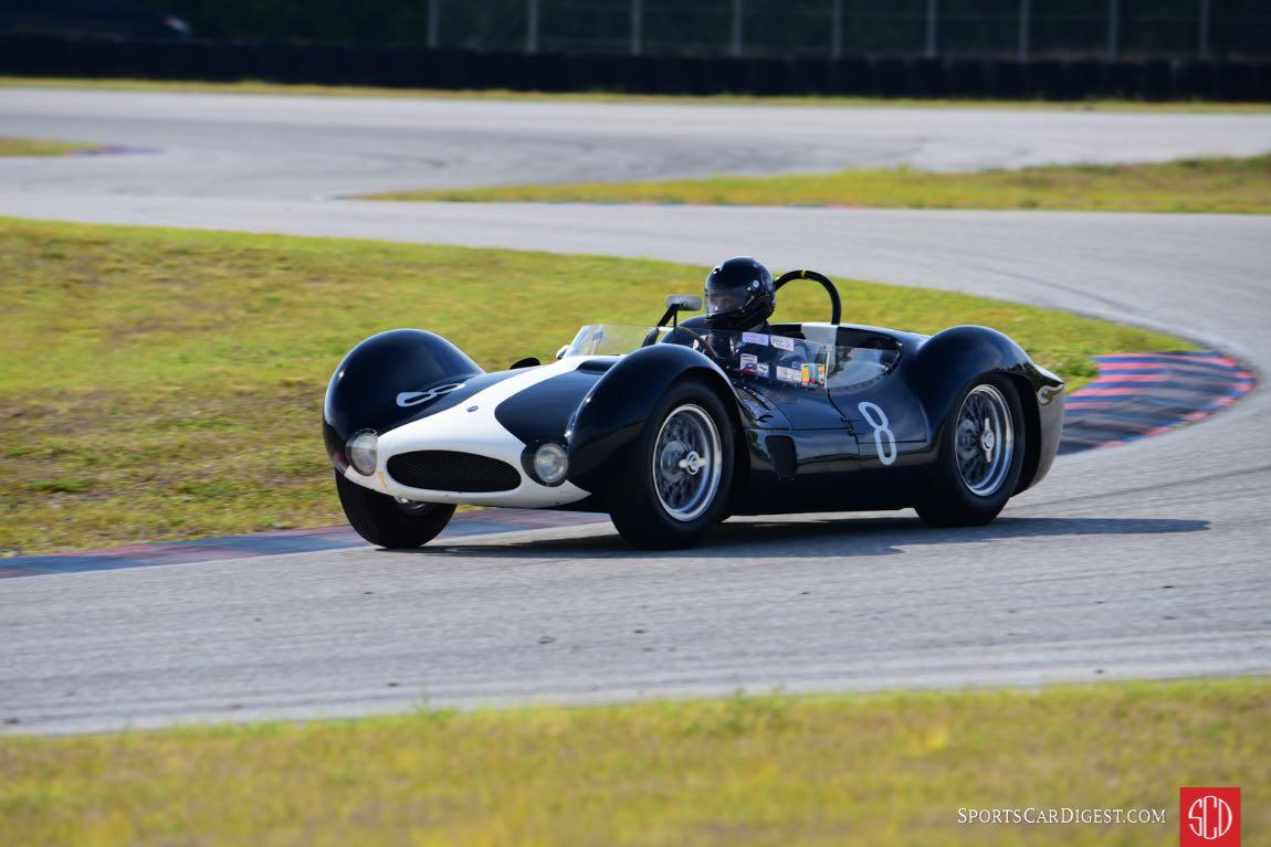 1960 Maserati Tipo 61 Birdcage s/n: 2464
