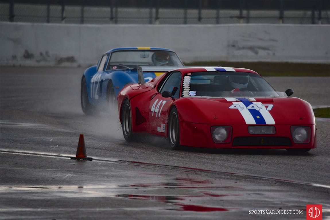 1980 Ferrari 512 BB/LM s/n: 29509. 1962 Ferrari 250 GTO s/n: 3445GT.