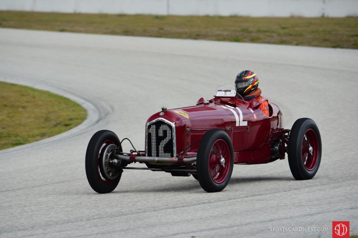 1934 Alfa Romeo Tipo B P3 s/n: 50005