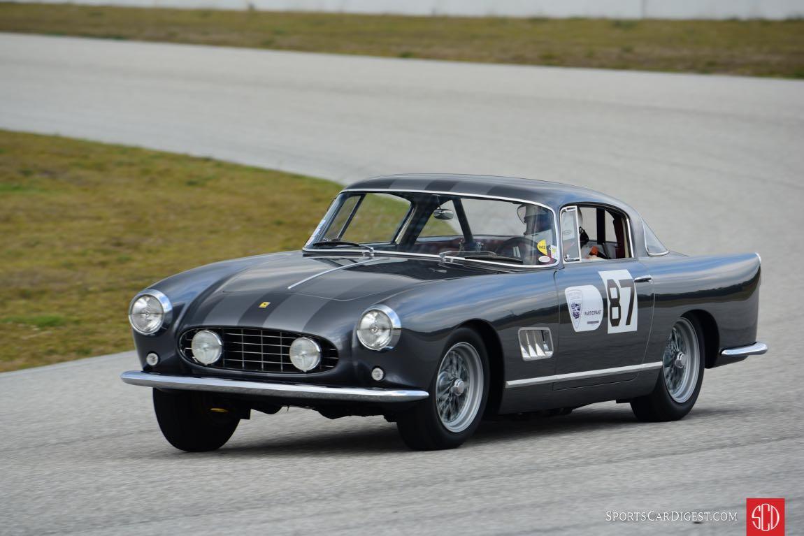 1956 250 GT Boano s/n: 0529GT.