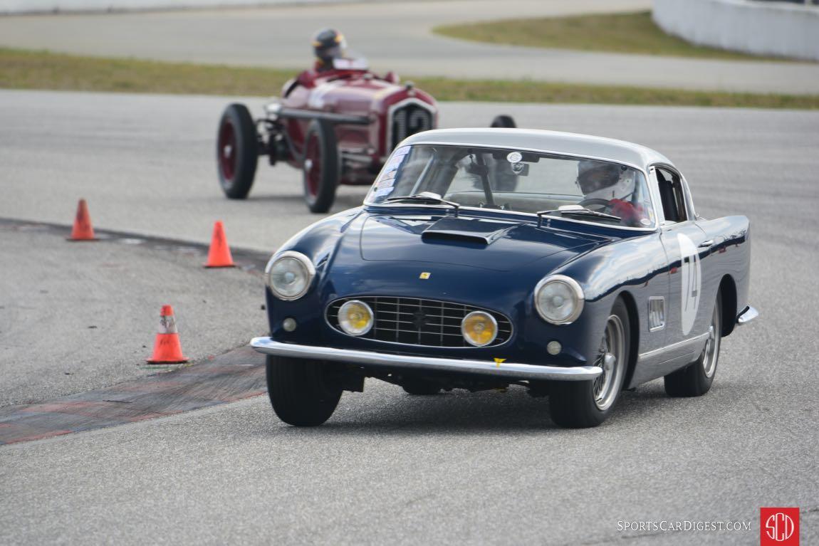 1956 250 GT Boano s/n: 0527GT.