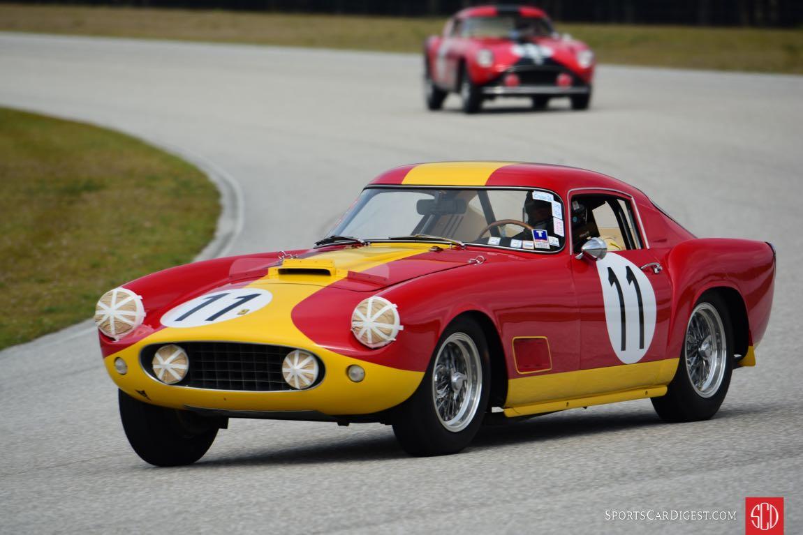 1959 250 GT TDF - s/n: 1321GT