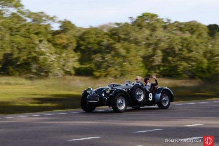 1953 Allard J2X Competition