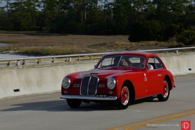 1950 Maserati A6 1500 Pinin Farina