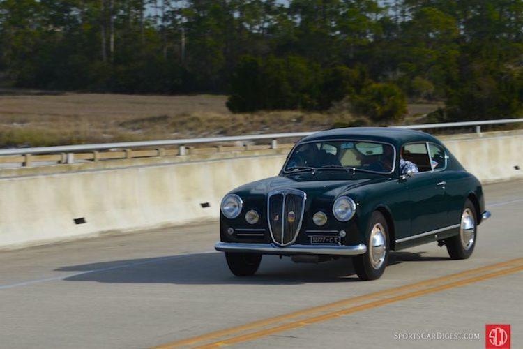 1954 Lancia Aurelia B20 GT