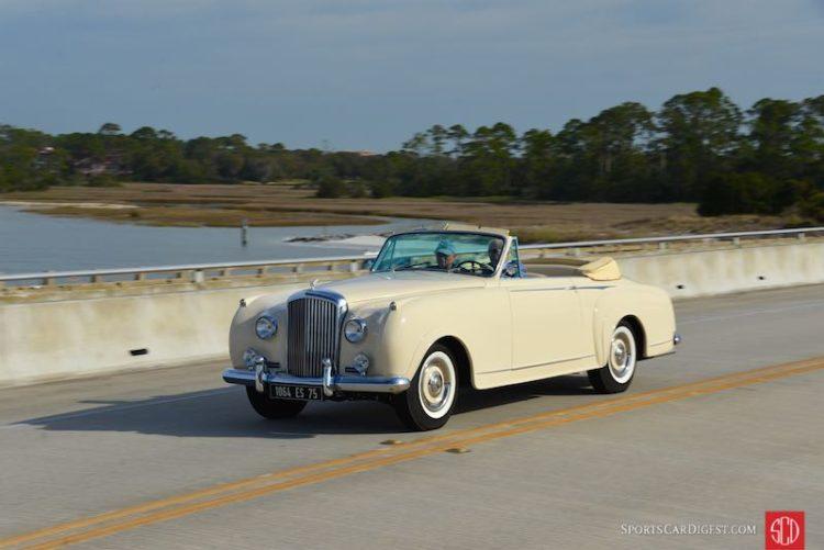 1952 Bentley S1 HJ Mulliner DHC