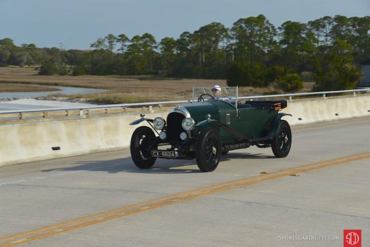 1924 Bentley 3-4.5 Litre