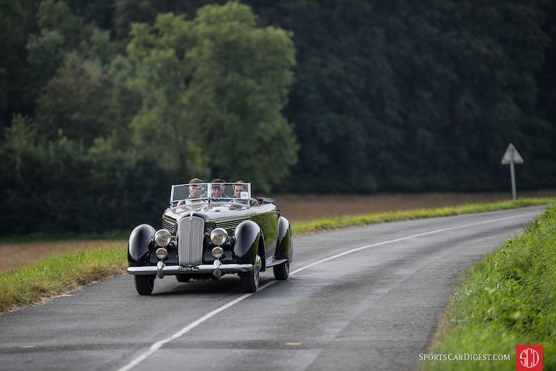 1933  Lancia Astura Pinin Farina 'Bocca' Cabriolet