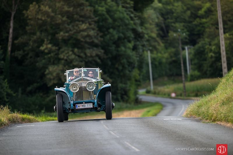 1928 Rolls-Royce Sports Phantom 17EX