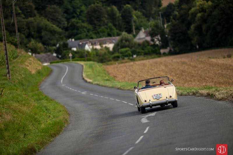 1954 Swallow Doretti Roadster