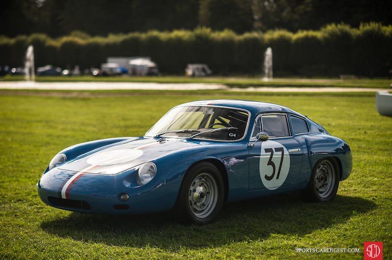 1960 Porsche 356 B Carrera Abarth GTL