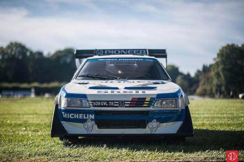 1988 Peugeot 405 T16 Pikes Peak