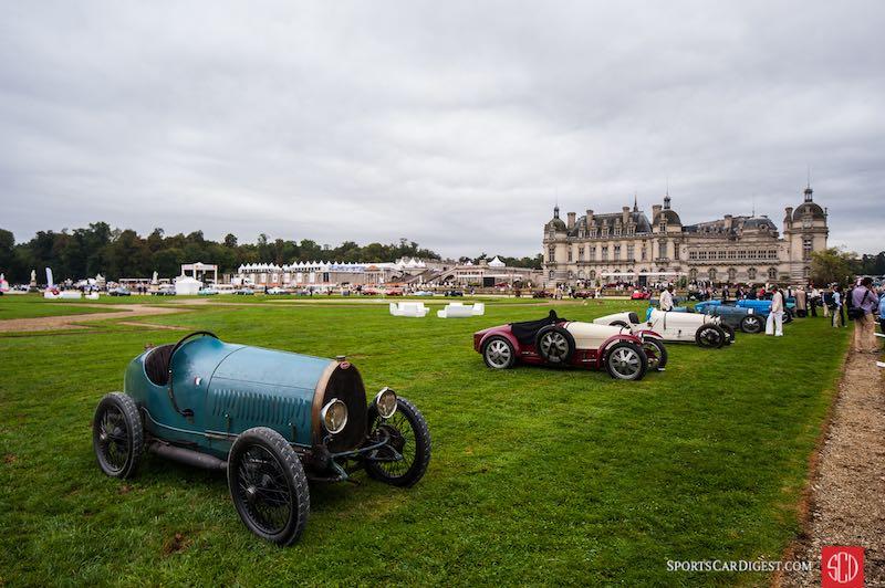 1925 Bugatti Type 13 Brescia