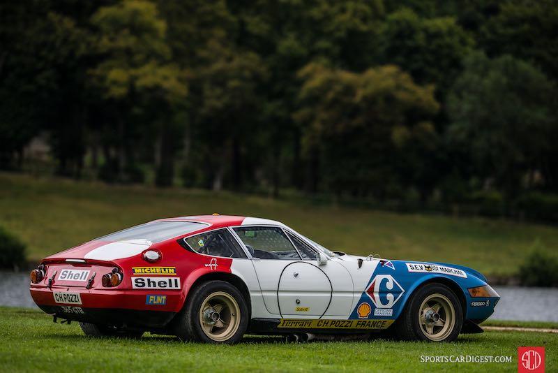 1972 Ferrari 365 GTB/4 Competizione Series II