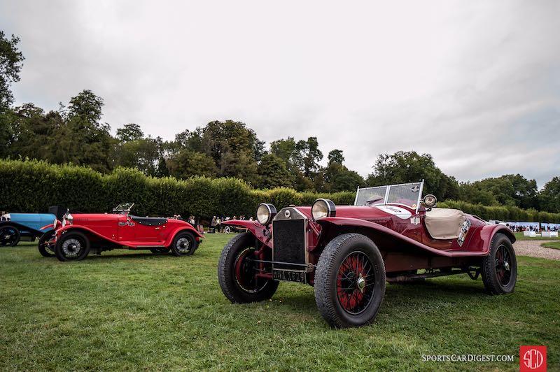 Lancia Lambda 221 Mille Miglia 1929