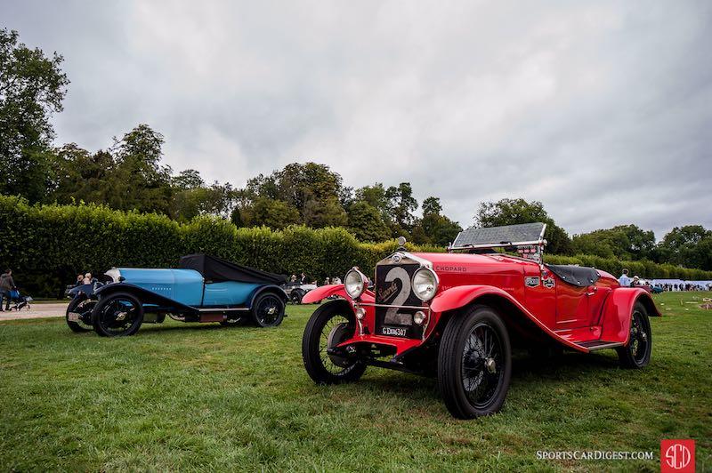 OM 665 Superba Sport Zagato 1927