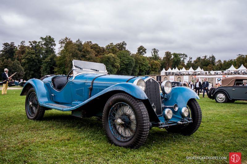 1932 Alfa Romeo 8C 2300 Figoni Spider