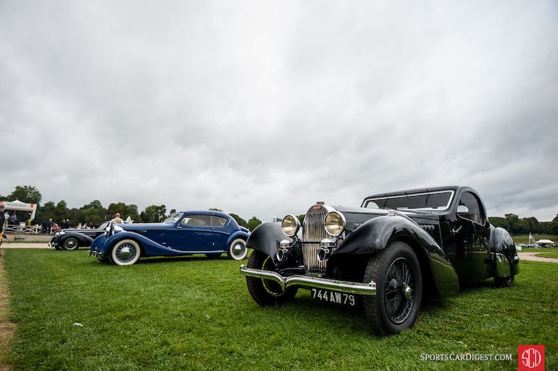 1935 Bugatti Type 57 Atalante