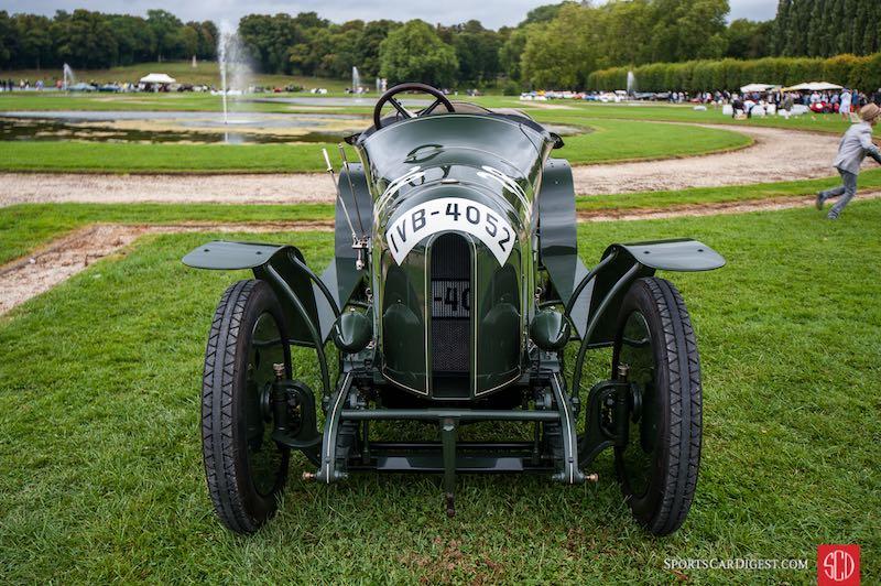 1910 Mercedes 21/80 Prince Heinrich