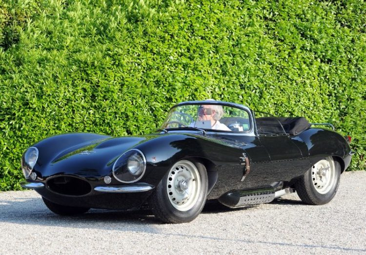 1955 Jaguar XKSS, Neil Hadfield